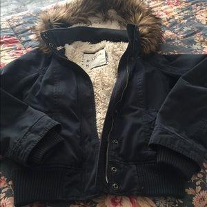 Hollister ladies hooded jacket